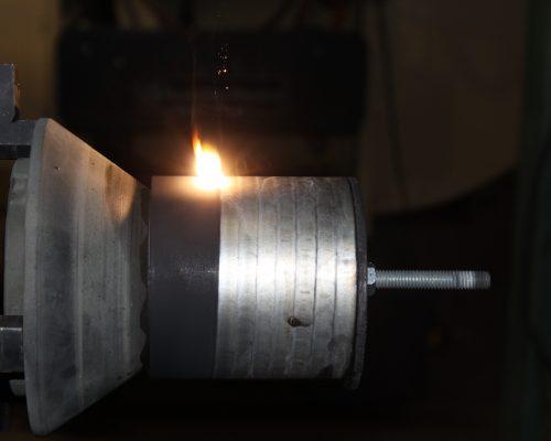Heat-Treating Pump Sleeve