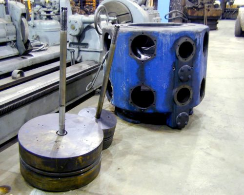 Pistons & cylinder need repair