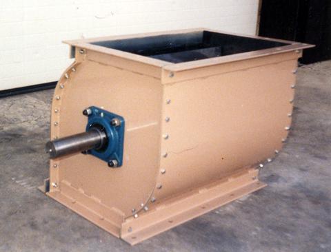 Plastics 19-rotary feed valve manufacture new