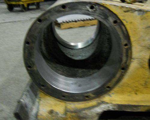 stone crusher repair bores