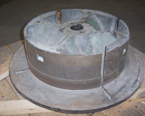 Large capstan - reground and laser hardened