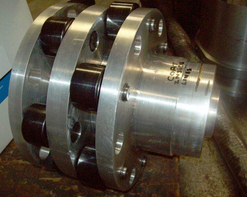 Roller hub-repaired bearing area