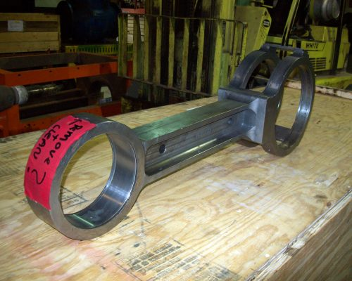 Cans 10-connecting rod, repaired ID bores
