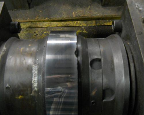 Flattening Roll need of repair