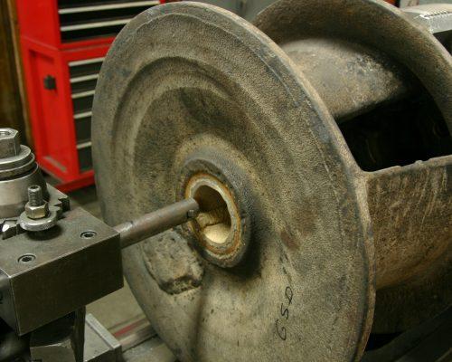 Pump Impeller to repair bore