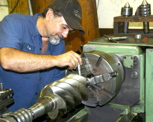 Screw Compressor-screw Repair Bearing and Seal areas