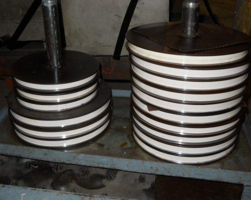 ceramic capstan refinished