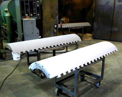 Segments-Carbide coated 1500-1700 RA