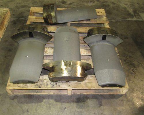 Segments-Carbide coated 2500-2700 RA
